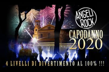 capodanno 2020 angeli rock