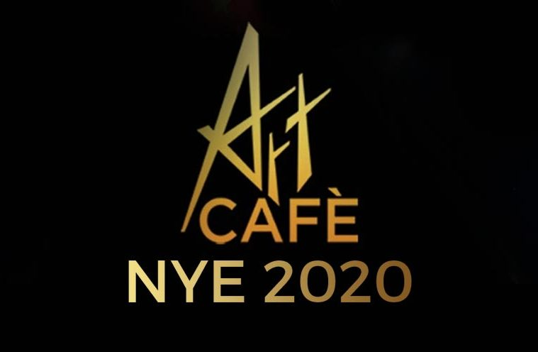 capodanno 2020 art cafe