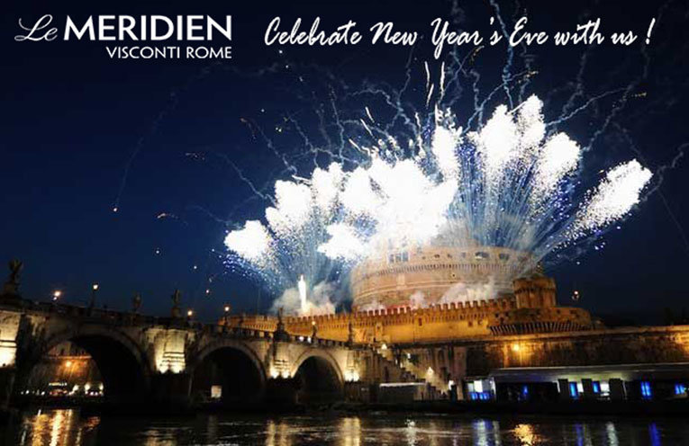 Capodanno Le Meridien Visconti Rome New Year S Eve
