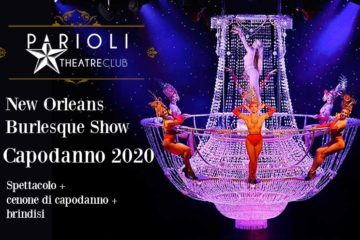 capodanno 2020 parioli theatre club
