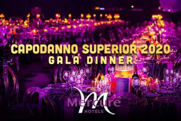 Capodanno Mercure Roma West 2020